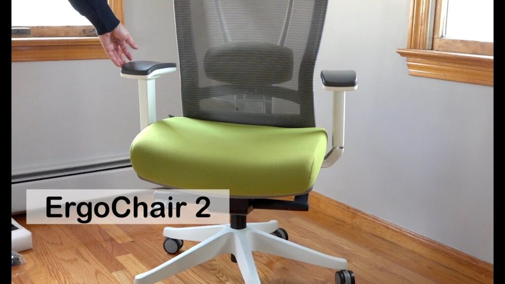 Autonomous ErgoChair 2 Ergonomic Office Chair Unboxing & Assembly