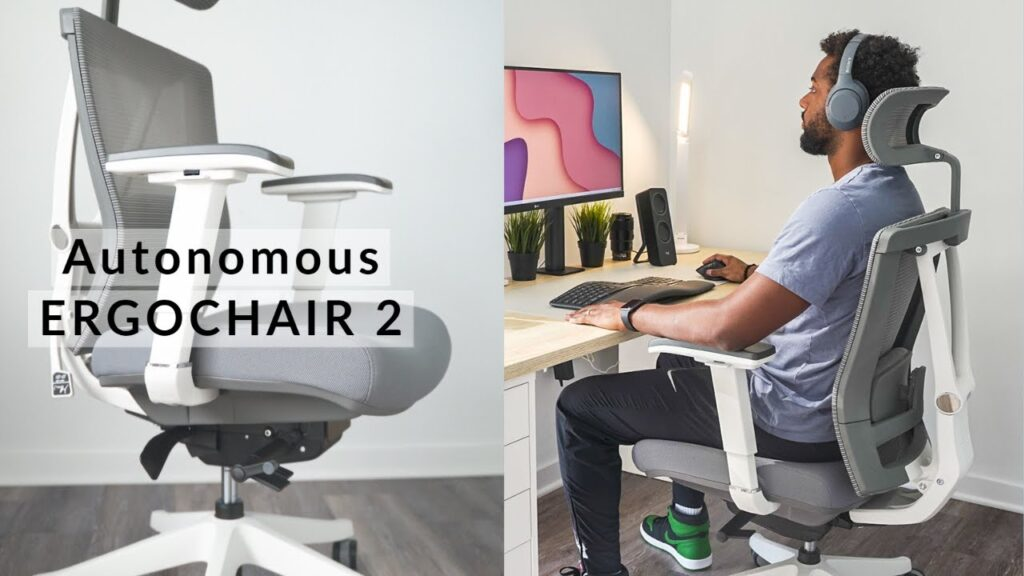 Autonomous ErgoChair 2 Review – The Best Ergonomic Office Chair for Your Workspace!