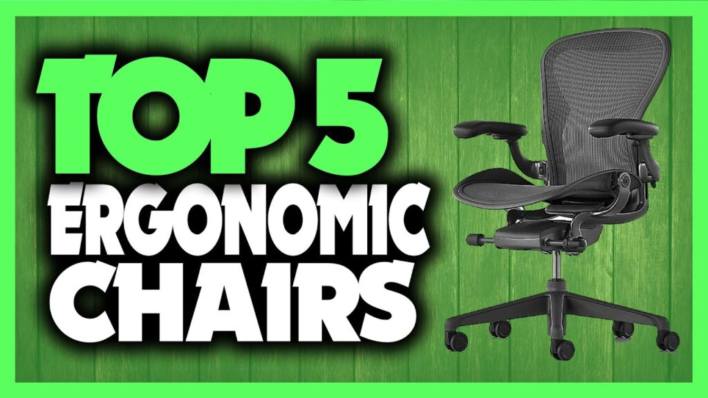 Best Ergonomic Chairs in 2020 [Top 5 Picks For Office, Gaming & More]