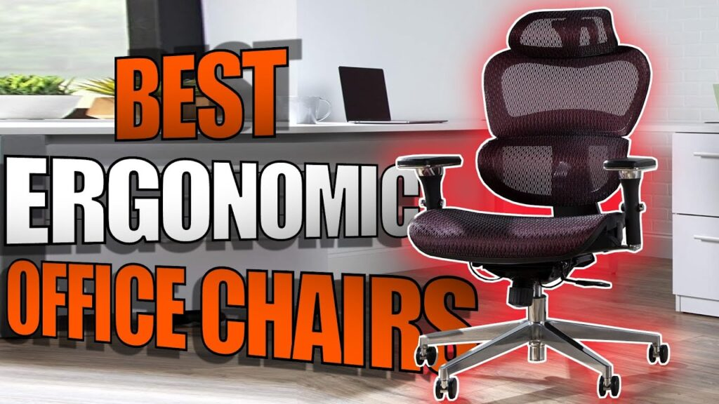 Best Ergonomic Office Chairs 2020 | Top 10 Desk Chair