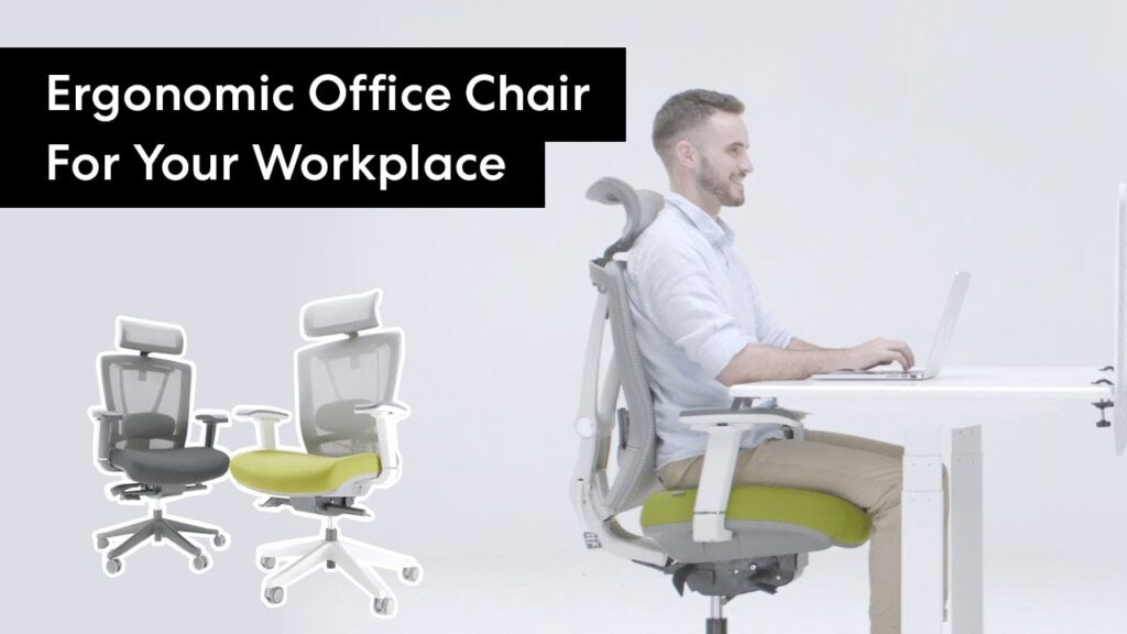 ErgoChair 2 – The Best Ergonomic Office Chair For Your Workplace | Autonomous