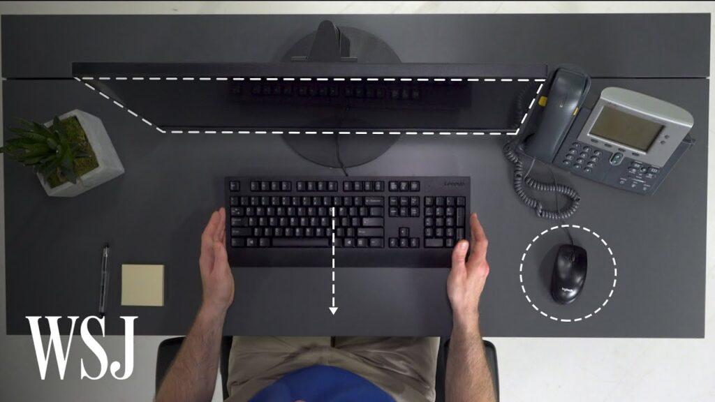 Ergonomics Expert Explains How to Set Up Your Desk | WSJ