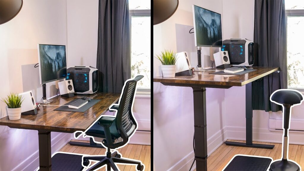 The Ultimate Ergonomic Desk Setup