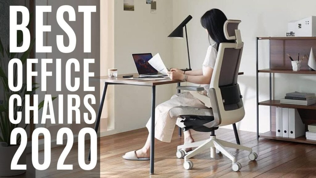 Top 10: Best Ergonomic Office Chairs for 2020 / Computer Chair, Desk Chair for Home & Office