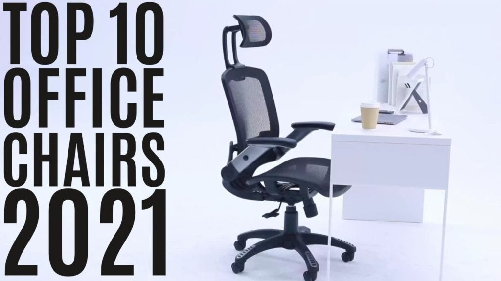 Top 10: Best Ergonomic Office Chairs in 2021 / Mesh Chair / Desk Chair / Task Computer Chair